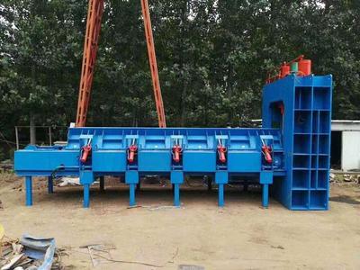 400吨龍門剪切機